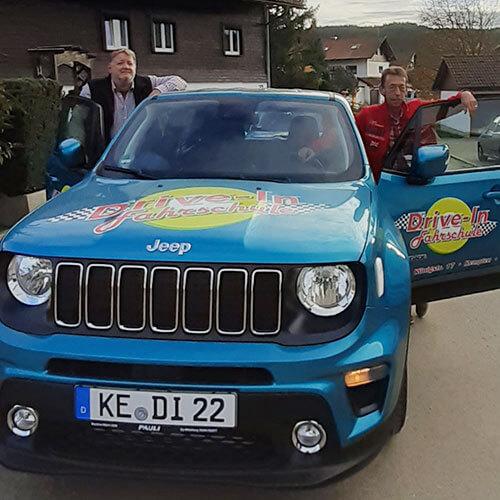 Fahrschule DriveIn - Kempten - Team Fahrlehrer